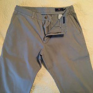 Vineyard Vines Men's Slim Fit Breaker Pants